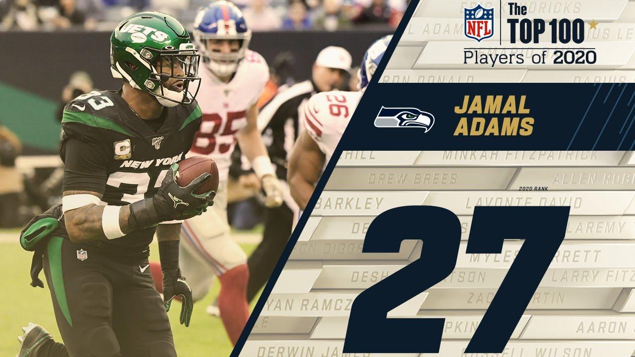 #27: Jamal Adams (DB, Seahawks) | Top 100 NFL Players of 2020