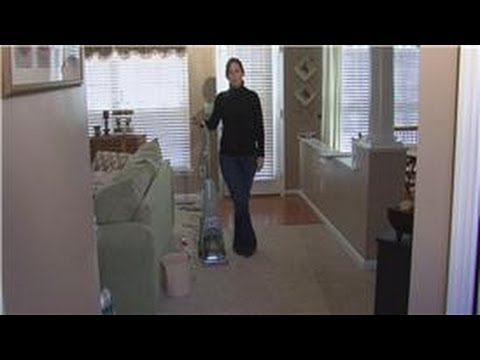 Housecleaning Tips : How to Clean Stains in Carpet