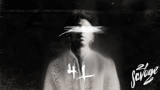 21 Savage - 4L (Official Audio)