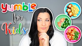 HONEST YUMBLE REVIEW 2021! || YUMBLE TODDLER AND PARENT REVIEW