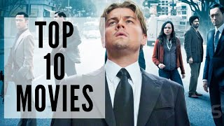Top 10 must watch Hollywood movies - IMDB, Don't Waste Your Quarantine - Top 10 movies