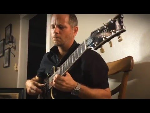 Ibanez (7 String) converted to a (6 String) Flamenco (Electric Guitar) Nicolaas Kraster