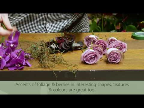 How to Make a Floral Crown - Live from Flowers for Everyone HQ
