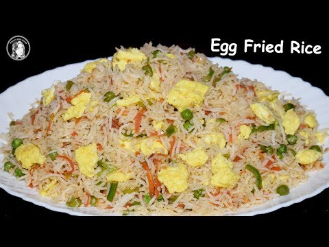 Egg Fried Rice Recipe - Simple and Easy Egg Fried Rice by Kitchen With Amna