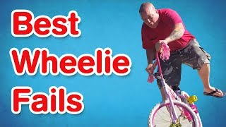 Best Wheelie Fails | Funny Fail Compilation