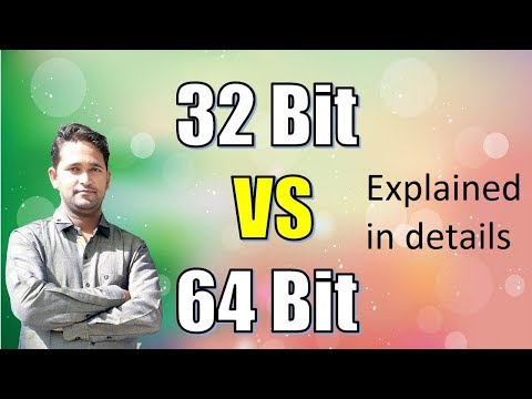 32bit and 64bit processor and operating system? #S2V #s2v #speed2velocity