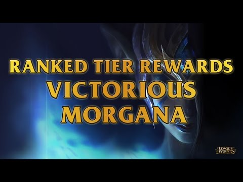 Victorious Morgana Skin And Ranked Tier Rewards Revealed