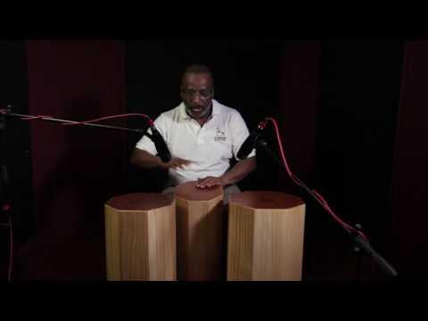 Congas Cajon - A Tempo Percusión