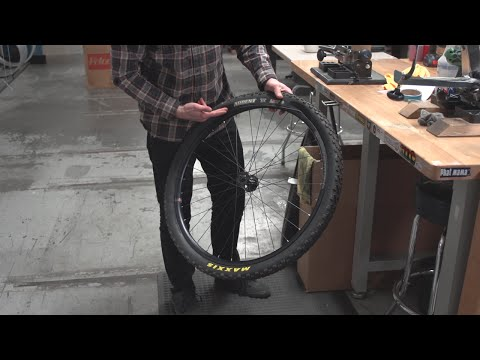 Getting Nerdy - Tight Tire Installation