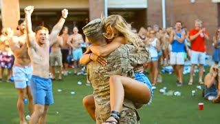 20 MOST EMOTIONAL SOLDIERS COMING HOME MOMENTS