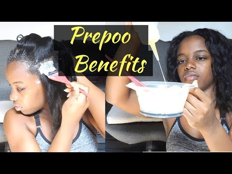 Benefits Of A Prepoo Treatment While Stretching Your Relaxer