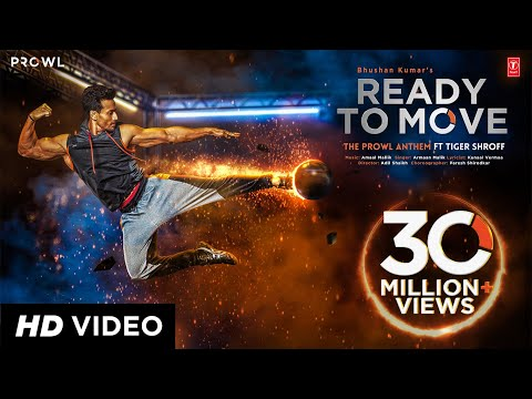 Xxx Mp4 Ready To Move Video Song The Prowl Anthem Featuring Tiger Shroff Armaan Malik Amaal Mallik 3gp Sex