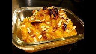 Apple  Halwa │ Apple Sweet  - Taj Kitchen