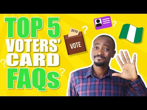 TOP 5 Voters Card Frequently Asked Questions (FAQs) Answered