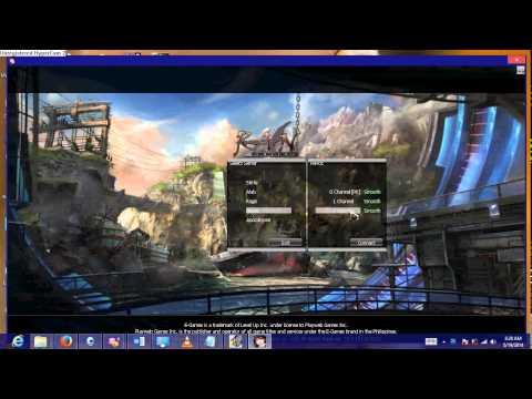 Ran Online on Windows 8
