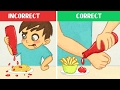 Download 19 FOOD HACKS THAT WILL BLOW YOUR MIND MP3,3GP,MP4