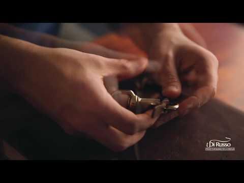 Di Russo Cinofilia - Making a Handmade Leather Leash