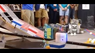 FTC Relic Recovery Worlds Finals: 678 Points and 5-Glyph