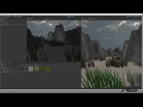 Unity For Noobs - Creating a map | Part 1