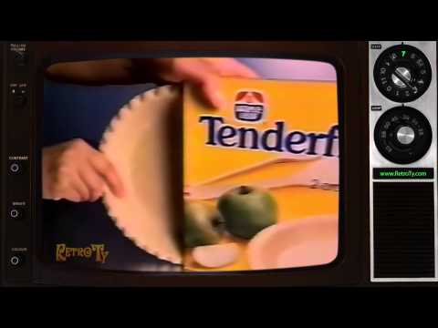 1988 - Tenderflake Pie Shell
