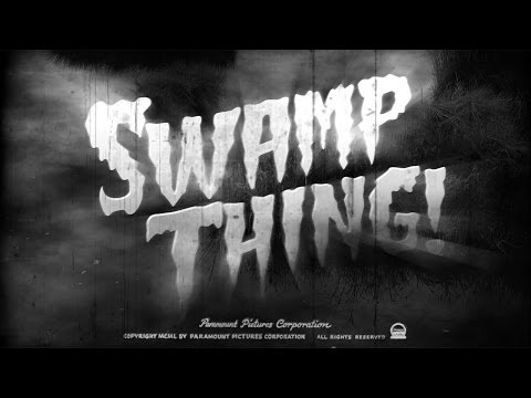 Photoshop Tutorial: How to Make a Vintage, B-Horror Movie Title Design