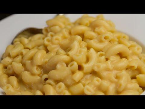 Vegan Mac and Cheese Recipe - No Dairy or Eggs!