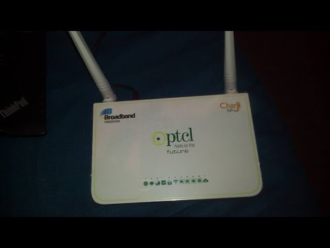 PTCL DSL Modem Settings MODEL D301   IN FULL HD  wireless key & configurations
