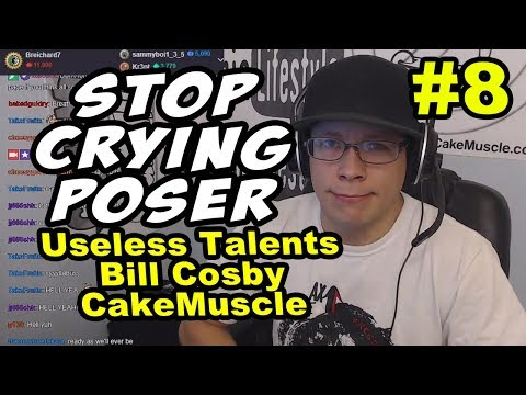 Ep #8: Stop Crying Poser (Useless Talents?)