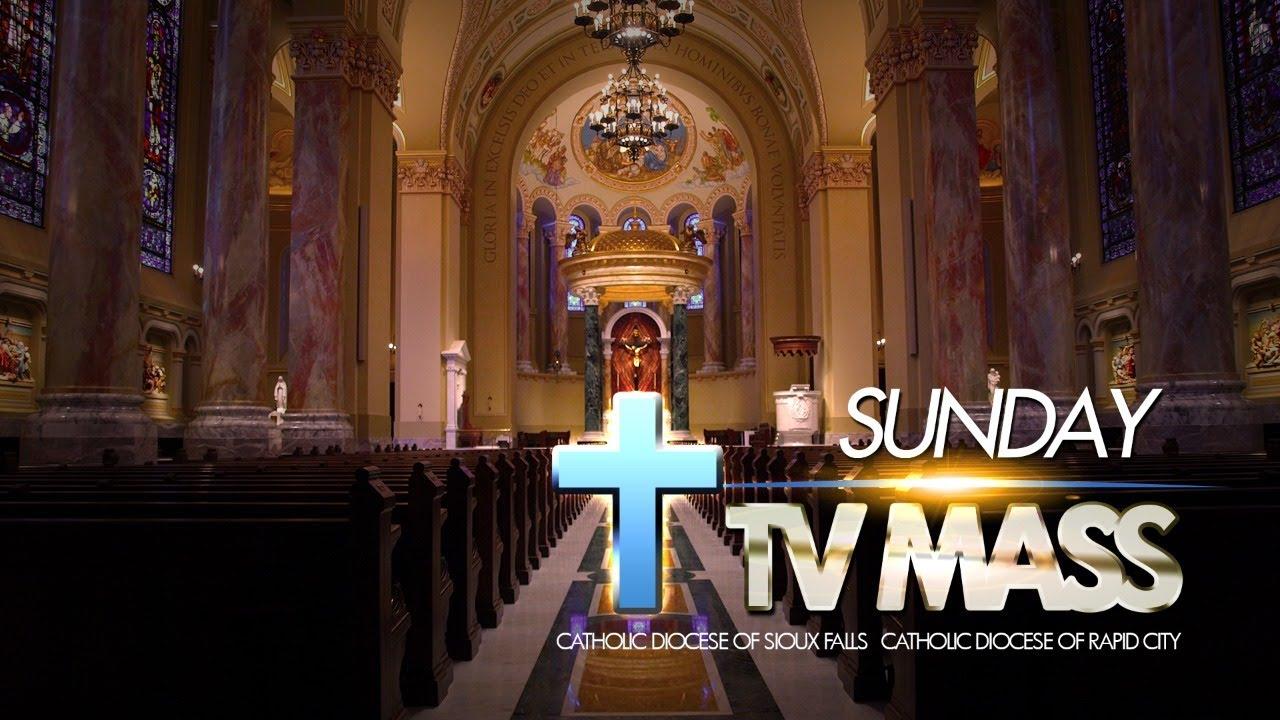 Sunday TV Mass - June 13, 2021