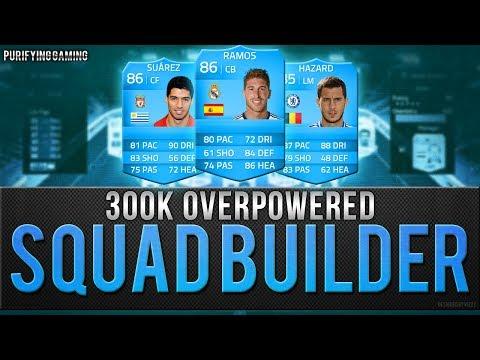 FIFA 14 - LETS MAKE THE HYBRID  #5 - OP 300K HYBRID SQUAD BUILDER!