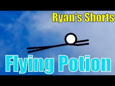 Flying Potion