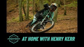 At Home With Henry Kerr