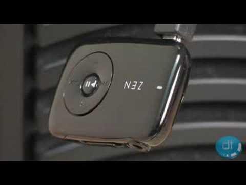 Creative Zen Stone MP3 Player Review