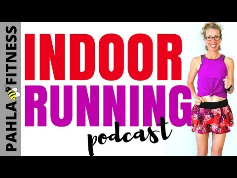 35 Minute INDOOR Tempo RUNNING, Jogging or Walking Workout | One Question to Reach ALL Your GOALS