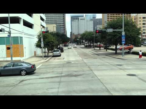 Texas MegaBus Front Row Seat IMG 0171