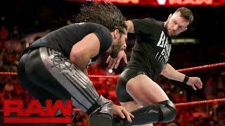 Finn Bálor silences Seth Rollins: Raw, Aug. 1, 2016