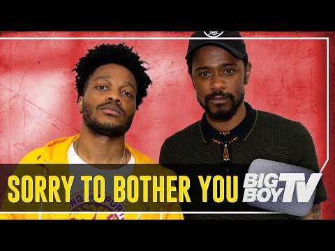 Lakeith Stanfield & Jermaine Fowler on ''Sorry To Bother You', Atlanta & A Lot More!