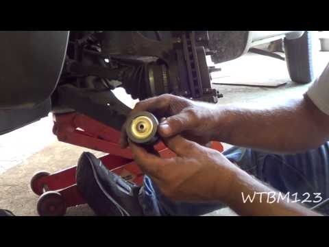 Ball Joint Replacement -Ford Escape