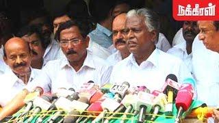 நாங்கள் எல்லோரும் அண்ணன் தம்பிகள்தான் ! KP Munusamy on Merger of 2 ADMK Factions