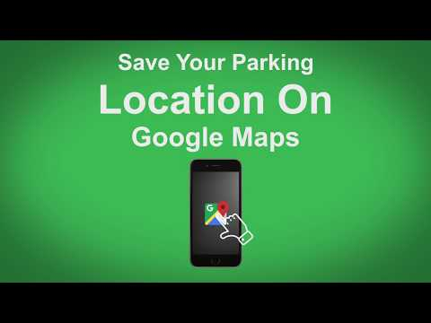Google Maps   Save Your Parking Location On Google Maps