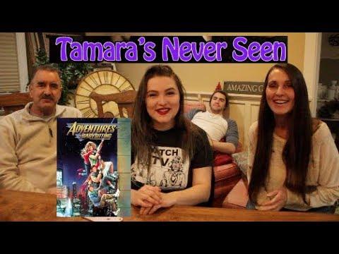 Adventures in Babysitting - Tamara's Never Seen