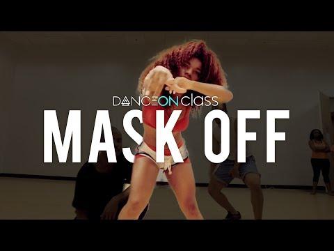 Future - Mask Off | Jenzi Russell Choreography | DanceOn Class