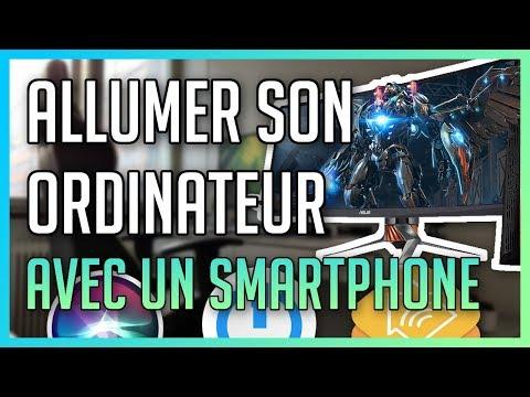 Allumer son ordinateur avec son smartphone iOS et Android + Intégration HomeKit (via HomeBridge)