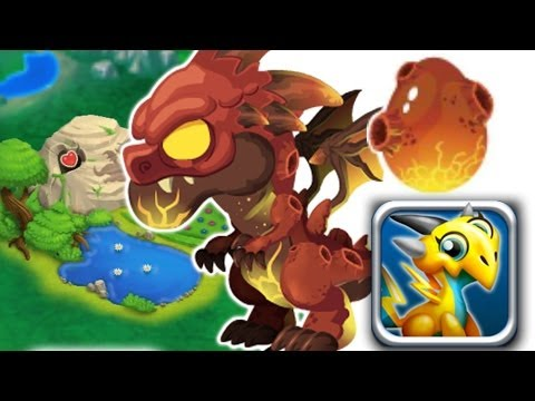 How to Breed Meteor Dragon 100% Real! Dragon City Mobile!