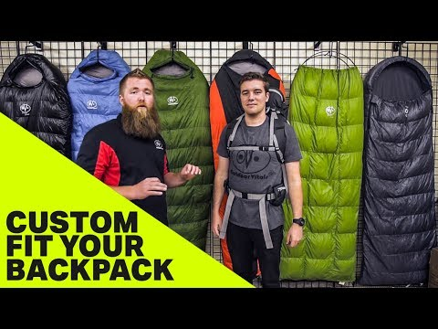 How To Fit And Adjust Your Backpack!
