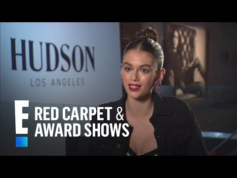 Kaia Gerber on Cindy Crawford & Kendall Jenner's Advice | E! Red Carpet & Award Shows
