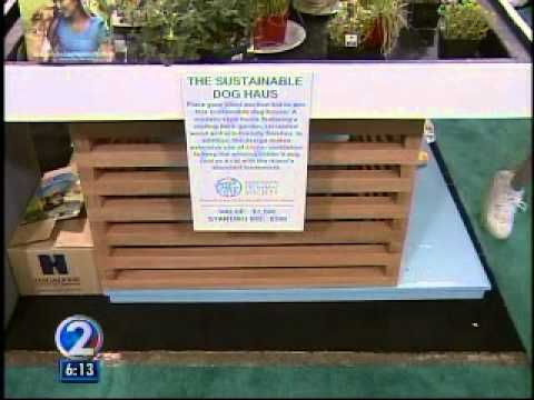 2011 BIA HBRS Show - Green Dog House by Graham Builders