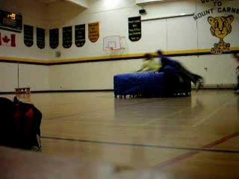 high jump mat