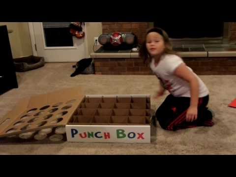 Punch Box Party Game Preparation v1
