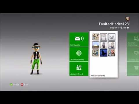 how to change your theme\background on xbox 360 2015 november